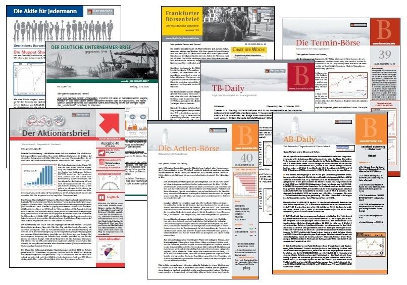 Bernecker Börsenbriefe